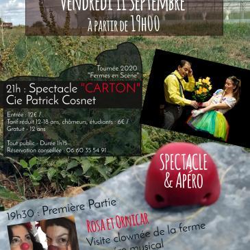 Apero-spectacle
